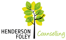 logo henderson foley counselling